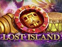 Игровой автомат Lost Island