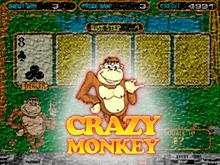 Игровой аппарат Crazy Monkey